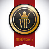 Vip member Royalty Free Stock Photos