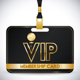 Vip member Royalty Free Stock Photography