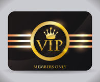 Vip member Royalty Free Stock Photo