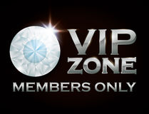 Vip member Stock Photography
