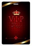 VIP Pas Royalty-vrije Stock Foto's