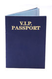 VIP Passport Stock Photos