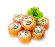 VIP Philadelphia Roll Royalty Free Stock Photo