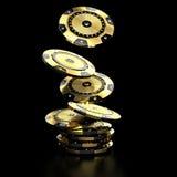 Vip poker chip Stock Image