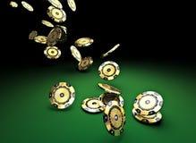 Vip poker chip Royalty Free Stock Image