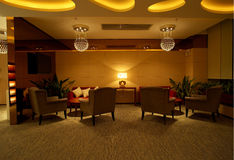Vip rest room Internal Stock Photography