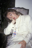 VIP rests after Clinton/Gore victory, 1992 in Little Rock, Arkansas royalty free stock photography