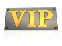 Vip sign Stock Photos