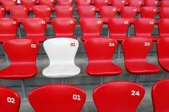 Vip-Sitz Stockbild