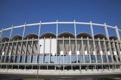 Vip-stadionen hänrycker Royaltyfria Foton