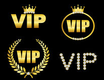 VIP symbol Royalty Free Stock Image