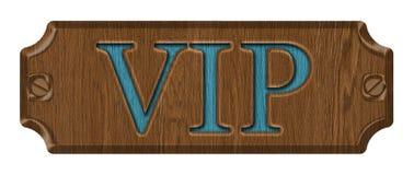 VIP tag Stock Image