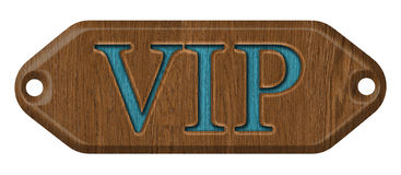 Vip tag Stock Photos