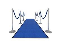 VIP tapijtillustratie - vooraanzicht Stock Fotografie