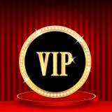VIP teken royalty-vrije illustratie