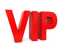 Vip text Royalty Free Stock Photography