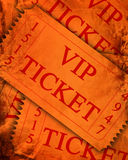 Vip ticket Stock Images