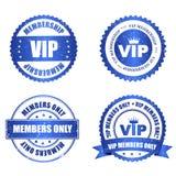VIP verbinding royalty-vrije illustratie