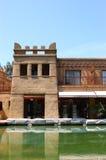 VIP villa at popular hotel Royalty Free Stock Photography