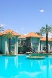 VIP villas area Royalty Free Stock Photo