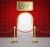 Vip wejście royalty ilustracja