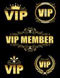 VIP wystrój royalty ilustracja