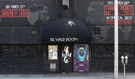 The Viper Room Royalty Free Stock Photo