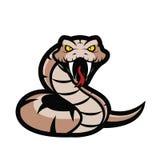 Viper snake mascot