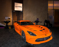 Viper SRT (Dodge) Stockbild