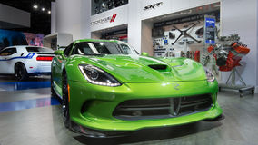 Viper SRT (Dodge) Stockfoto