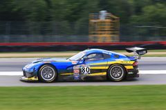 Viper SRT GT3-R Royalty Free Stock Photography