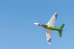 Viperjet model aircraft fly-by Royalty Free Stock Photos