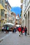 Vipiteno, Süd-Tirol, Italien Stockfoto