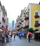 Vipiteno, south tyrol, Italy Royalty Free Stock Photo
