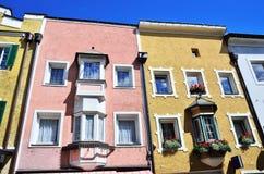 Vipiteno, south tyrol, italy Royalty Free Stock Image