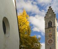 Vipiteno - Sterzing, south tyrol, Italy Stock Image