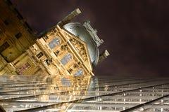vippade på palais Royaltyfria Foton