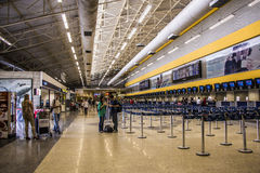Viracopos International Airport - Campinas Stock Photography