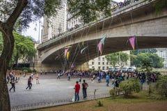 Virada Cultural 2013 - Sao Paulo - Brazil Stock Photography