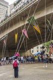 Virada Cultural 2013 - Sao Paulo - Brazil Royalty Free Stock Image