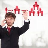 Virale marketing Stock Fotografie