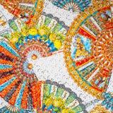 vire tissue Cordón del algodón tejido, materia textil, paño, tela, mater foto de archivo