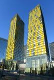 Virez les tours, Las Vegas, nanovolt Photos libres de droits