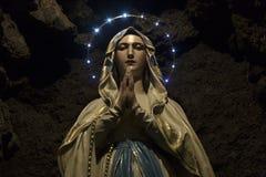 Virgem Maria, mãe de Jesus imagem de stock