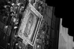 Virgen De Guadalupe Images libres de droits