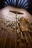 Virgen de Guadalupe Imagen de archivo libre de regalías