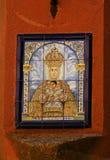Virgen de la capilla Imagen de archivo libre de regalías