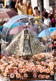 Virgen de la Caridad del Cobre Stock Photography