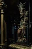 Virgen de Queralt Fotos de archivo libres de regalías