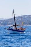Virgen del卡门(水手的圣徒的船舶队伍) 免版税图库摄影